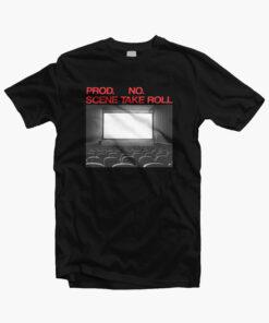 Prod No Scene Take Roll T Shirt