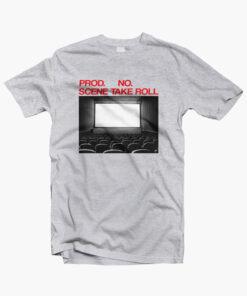 Prod No Scene Take Roll T Shirt sport grey