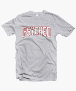 Psyched T Shirt sport grey