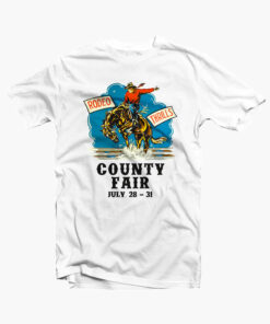 Rodeo Thrills T Shirt