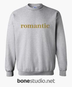 Romantic Sweatshirt sport grey