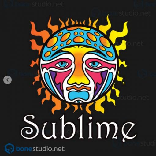 Sublime Logo Sweatshirt Design