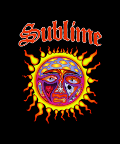 Sublime Logo Sweatshirt