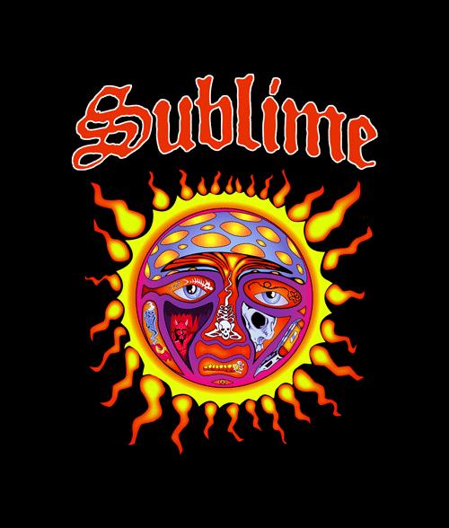 Sublime Logo Sweatshirt