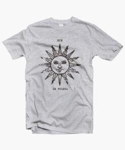 Tarot Card Le Soleil T Shirt