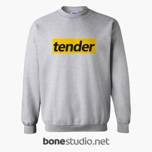 Tender Sweatshirt sport grey
