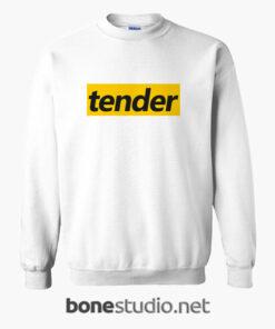 Tender Sweatshirt white