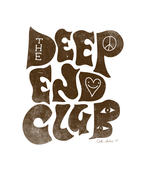 The Deep End Club T Shirt
