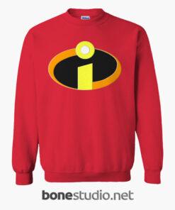 The Incredibles Style Sweatshirt