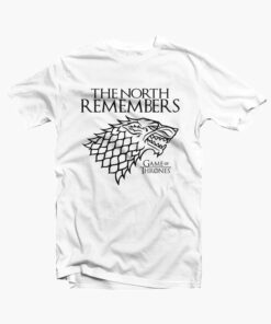 The North Remember Game Of Thrones T Shirt