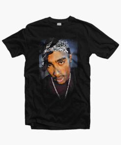 Tupac License Band T Shirt