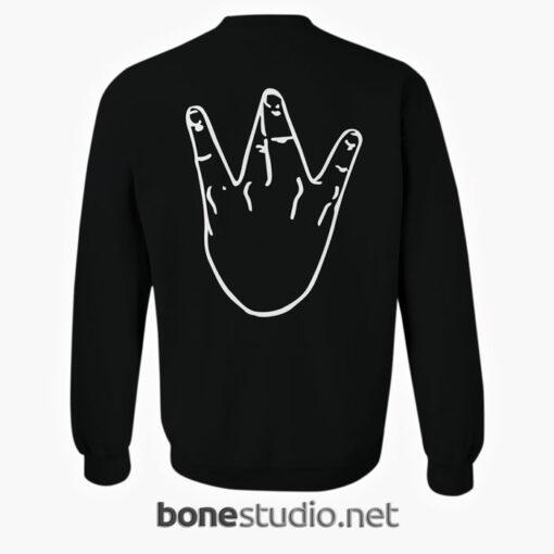 Westside Hand Sweatshirt