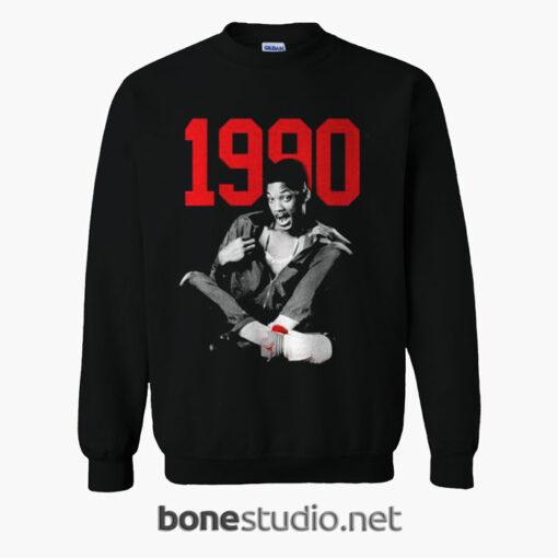 Will Smith Air Jordan 1990 Sweatshirt
