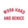 Work Hard And Be Nice T Shirt