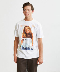 Britney Spears T Shirt white