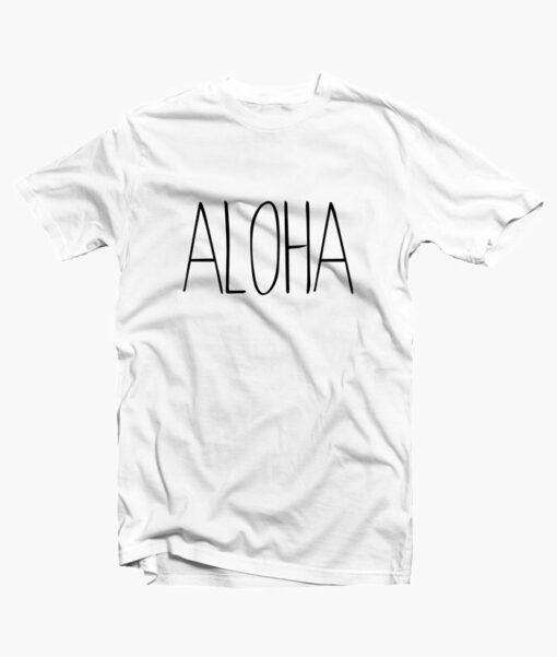 Aloha T Shirt Beach