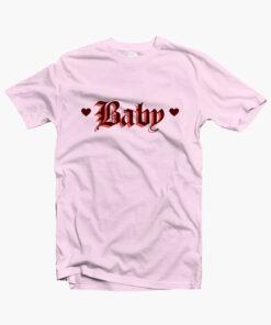 Baby T Shirt Heart