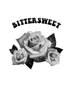 Bittersweet Flower Rose T Shirt
