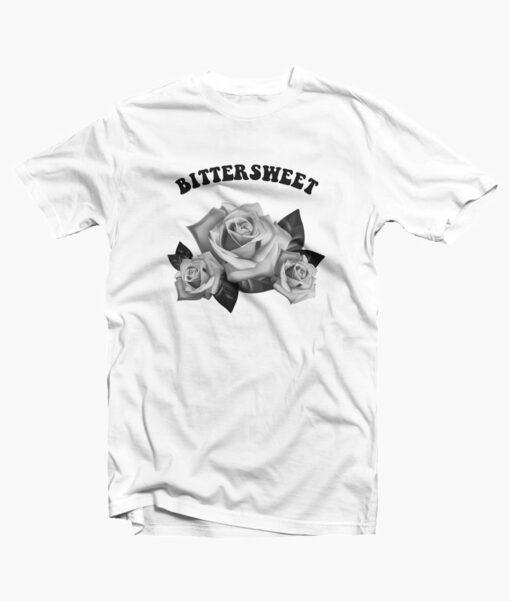 Bittersweet Flower Rose T Shirt