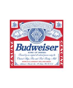 Budweiser Classic Label T Shirt