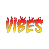 Flame Vibes T Shirt