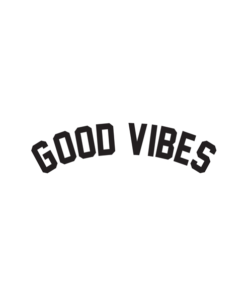 Good Vibes T Shirt Jersey