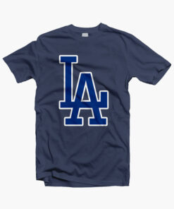 L A Los Angeles Logo T Shirt