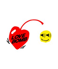 Love Bomb T Shirt