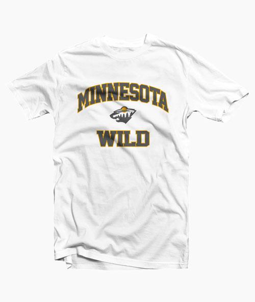Minnesota Wild T Shirt