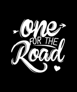 One For The Road T Shirt