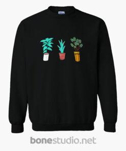 Plant Sweatshirt