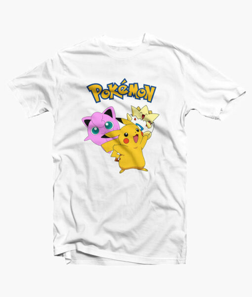 Pokemon T Shirt Games
