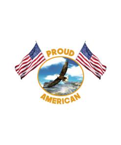 Proud American T Shirt