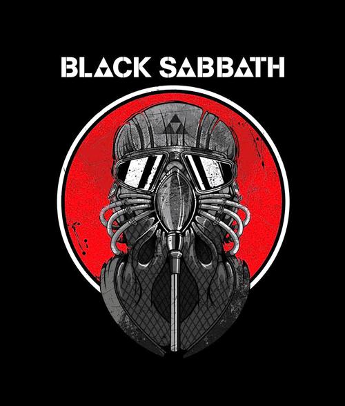 Sabbotage Tribute Black Sabbath T Shirt