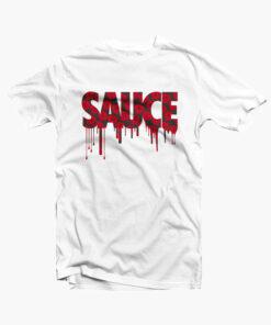 Sauce Rose T Shirt