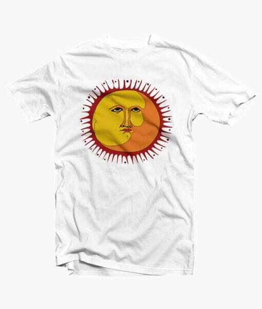 Sun Face T Shirt