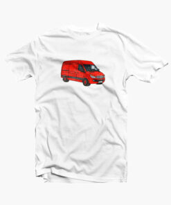 Van Art Car T Shirt