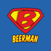 Beerman Beer T Shirt