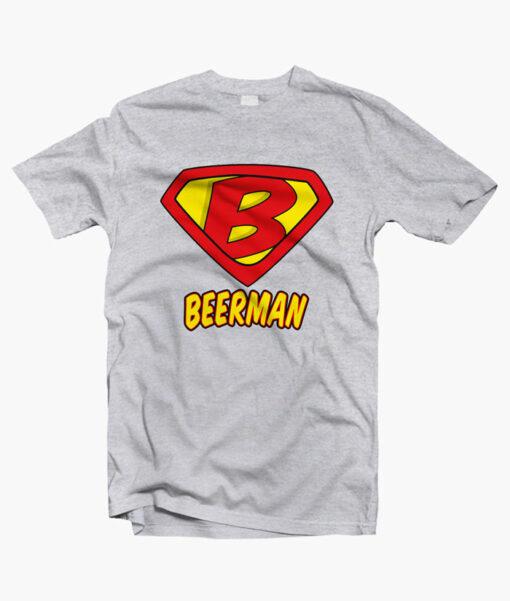 Beerman Beer T Shirt