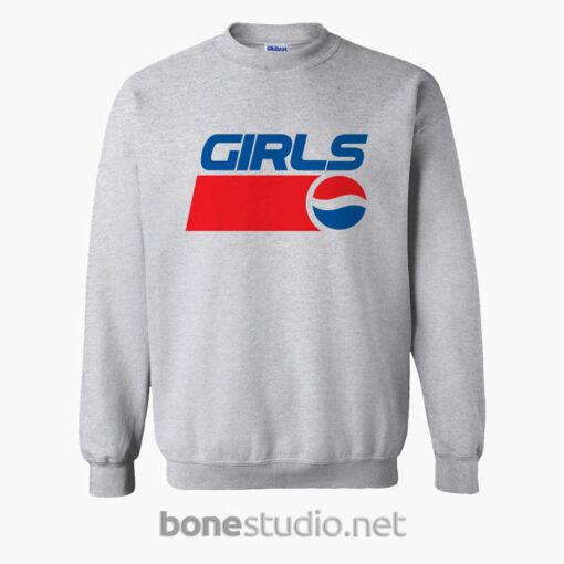 Girls Pepsi Sweatshirt