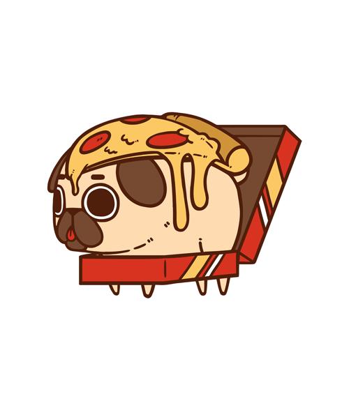 Puglie Pizza T Shirt