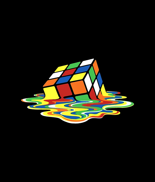 Rubix Cube T Shirt