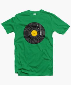 Music Everywhere T Shirt irish green