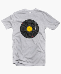 Music Everywhere T Shirt sport grey