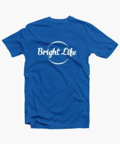 Bright Life T Shirt royal blue