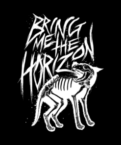 Bring Me the Horizon Wolf Bones Band T Shirt