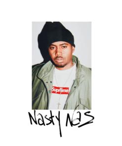 Nasty Nas T Shirt