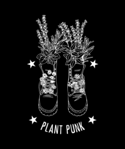 Plant Punk T Shirt