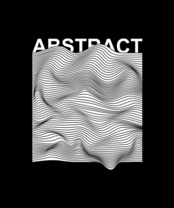 Abstract T Shirt