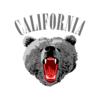 California Face Bear T Shirt
